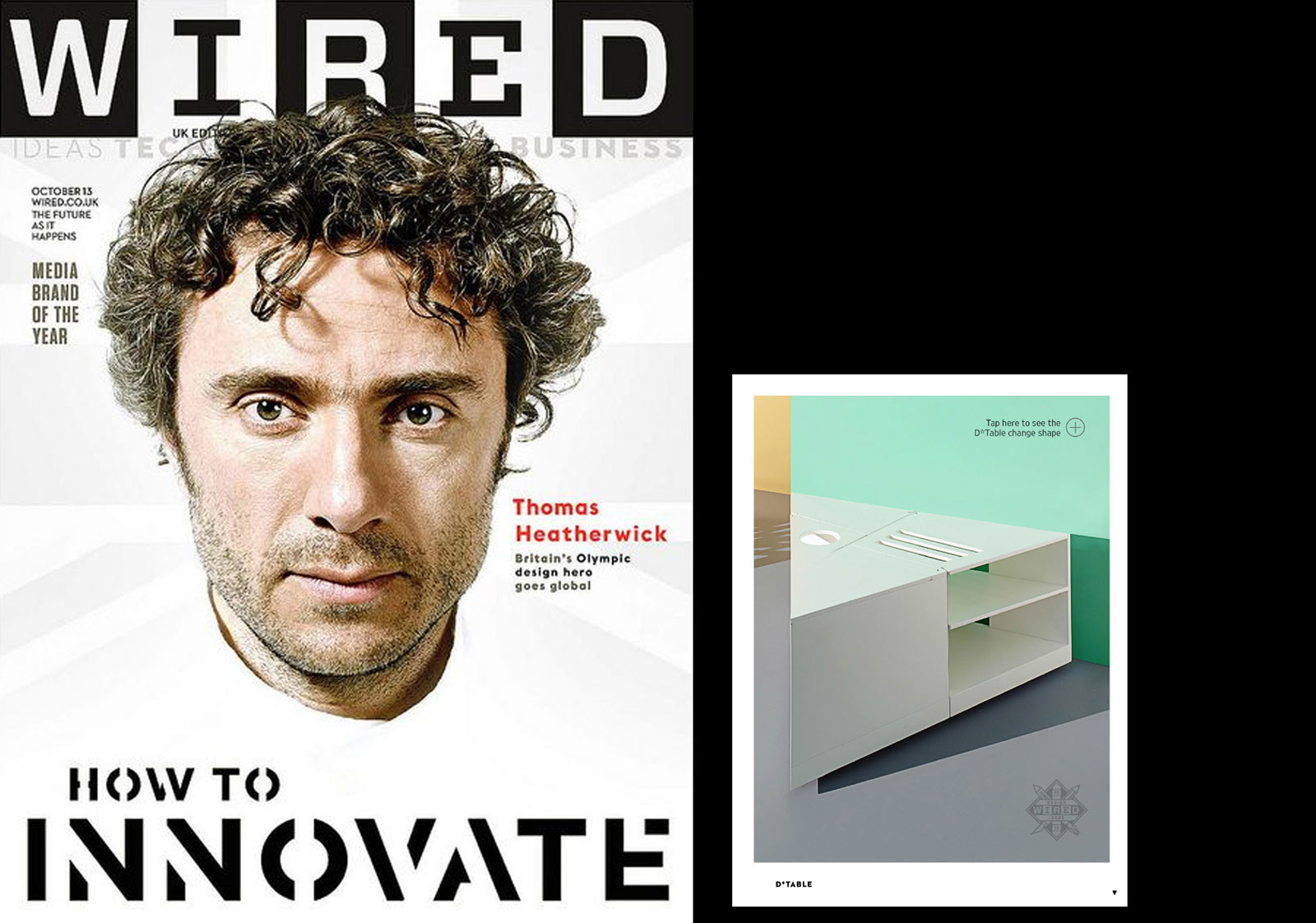 Wired Magazine – The D*Haus Company