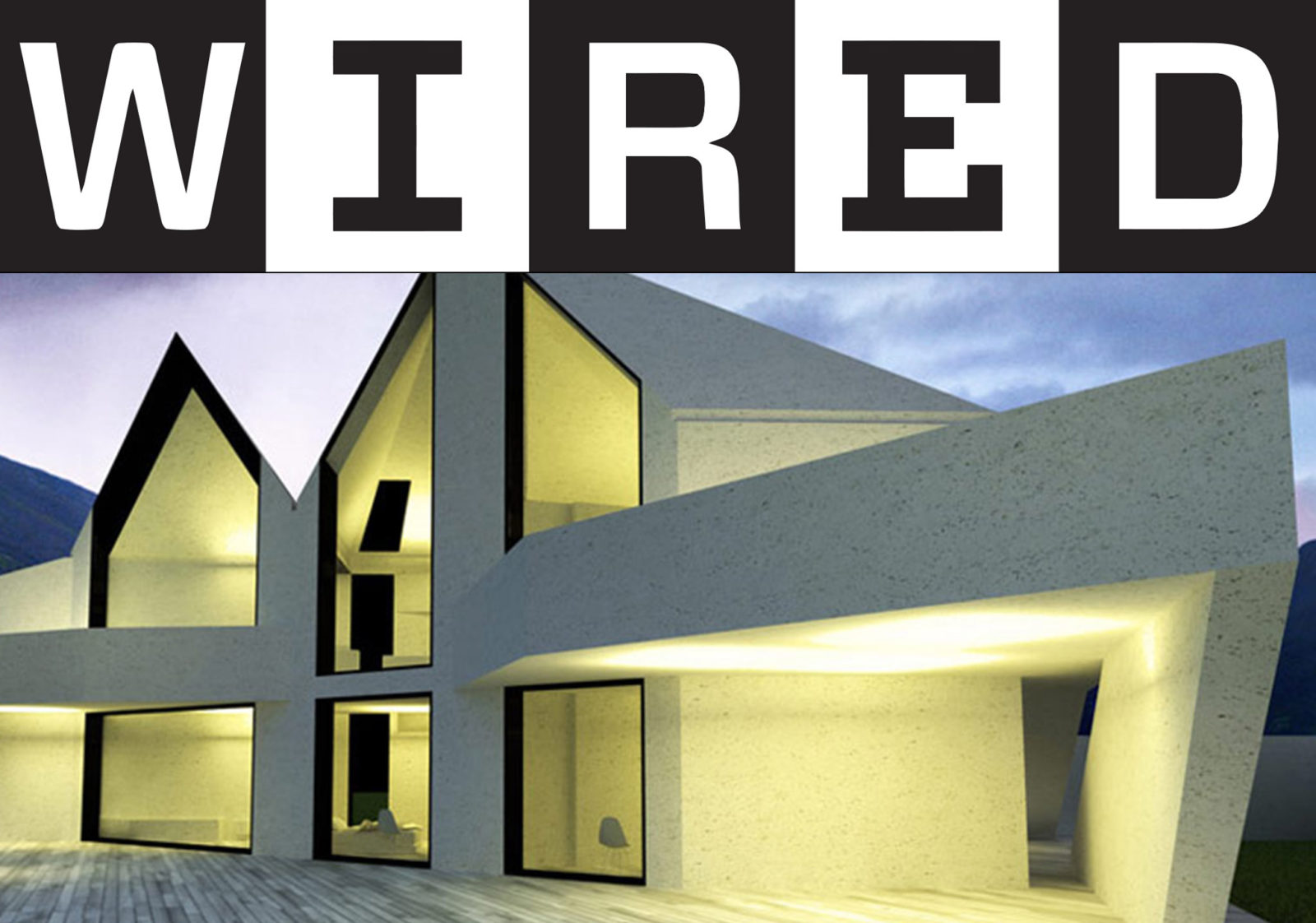 Wired Magazine JAPAN – The D*Haus Company